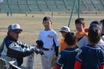 2月18日 練習試合:町田LL・小田原足柄LL 富士グラウンド ~ 静岡中央LL ~